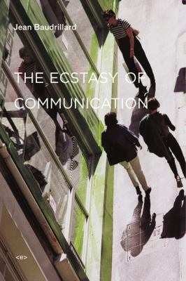 Ecstasy of Communication   2012 edition cover