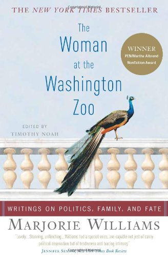 Woman at the Washington Zoo Writings on Politics, Family, and Fate  2006 edition cover