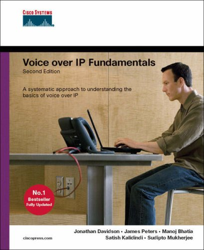 Voice over IP Fundamentals  2nd 2007 (Revised) edition cover