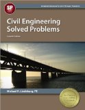 Civil Engineering Solved Problems  7th edition cover