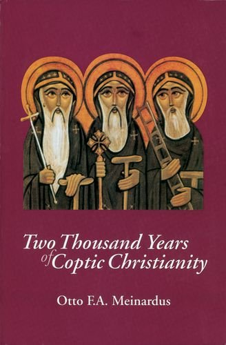 Two Thousand Years of Coptic Christianity  2nd 2002 edition cover