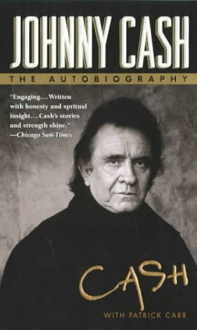 Cash The Autobiography  1997 9780061013577 Front Cover