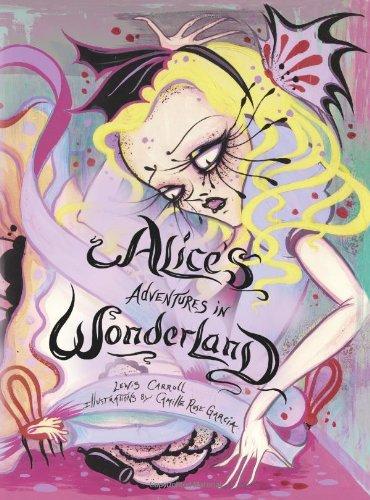 Alice's Adventures in Wonderland   2010 9780061886577 Front Cover