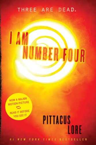 I Am Number Four  N/A edition cover