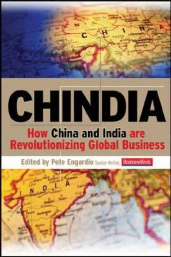Chindia How China and India Are Revolutionizing Global Business  2007 edition cover