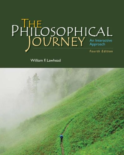 Philosophical Journey An Interactive Approach 4th 2009 edition cover
