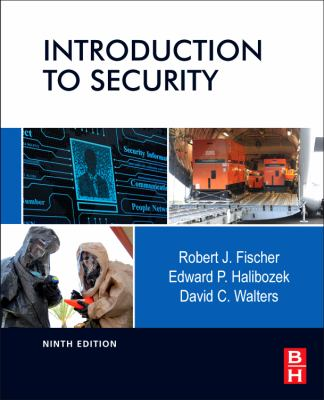 Introduction to Security  9th 2013 edition cover