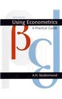 Using Econometrics A Practical Guide + EViews 6. 0 6th 2011 9780132108577 Front Cover