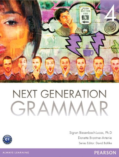 Next Generation Grammar   2013 9780132760577 Front Cover