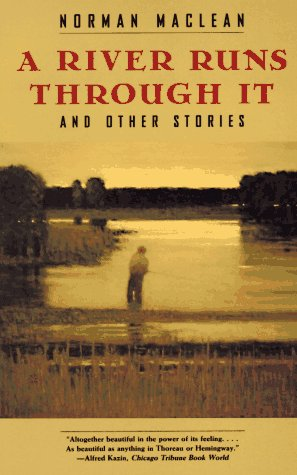 River Runs Through It and Other Stories  25th (Annotated) edition cover