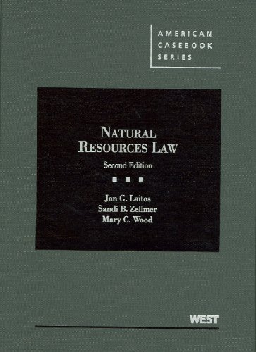 Natural Resources Law  2nd 2012 (Revised) edition cover