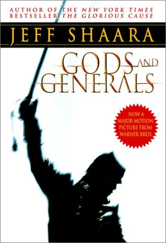 Gods and Generals   1997 edition cover