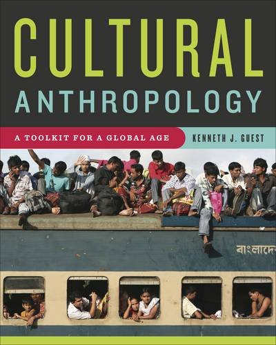 Cultural Anthropology A Toolkit for a Global Age N/A 9780393929577 Front Cover