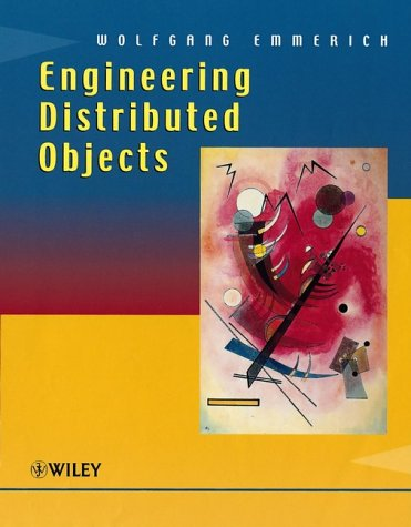 Engineering Distributed Objects   2000 9780471986577 Front Cover