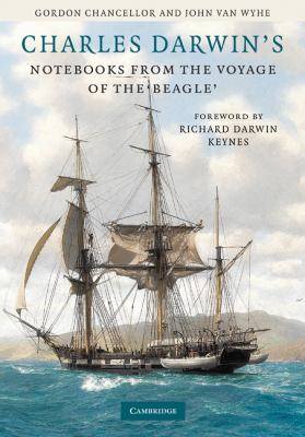Charles Darwin's Notebooks from the Voyage of the Beagle   2009 9780521517577 Front Cover