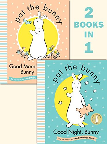Good Night, Bunny/Good Morning, Bunny (Pat the Bunny)   2015 9780553510577 Front Cover