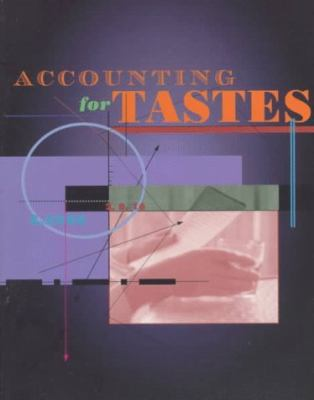 Accounting for Tastes   1996 edition cover