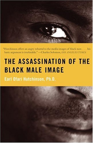 Assassination of the Black Male Image   1997 edition cover