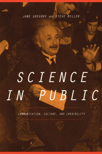 Science in Public Communication, Culture, and Credibility  2000 (Reprint) edition cover