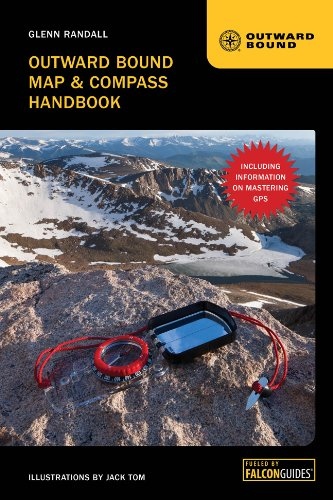 Outward Bound Map and Compass Handbook  3rd 2012 edition cover