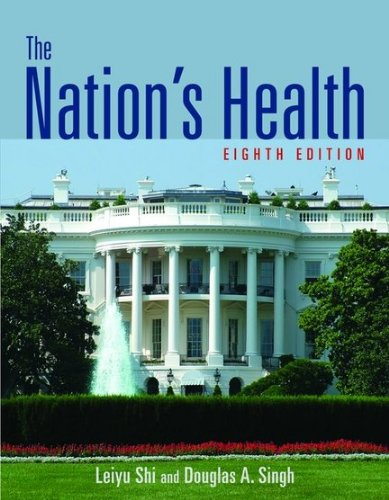 Nation's Health  8th 2011 (Revised) edition cover