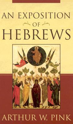 Exposition of Hebrews   2003 edition cover