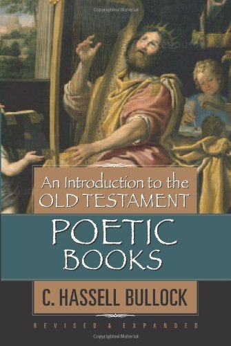 Introduction to the Old Testament Poetic Books   2007 (Revised) edition cover