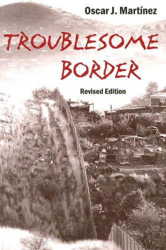 Troublesome Border  2nd 2006 (Revised) edition cover