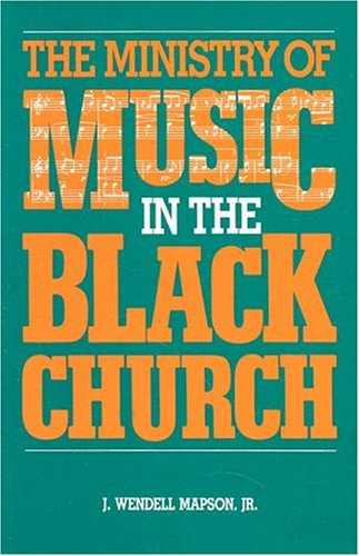 Ministry of Music in the Black Church  N/A edition cover