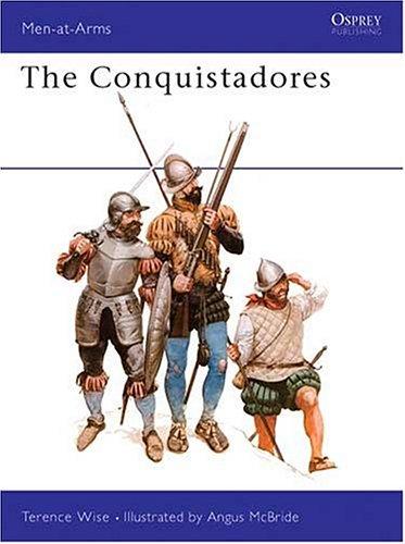 Conquistadores   1980 9780850453577 Front Cover