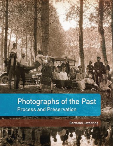Photographs of the Past Process and Perservation  2009 edition cover