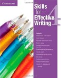Skills for Effective Writing Level 4 Student's Book   2013 edition cover