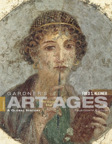 Gardner's Art Through the Ages A Global History 14th 2013 edition cover