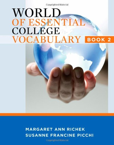 World of Essential College Vocabulary Book 2   2013 edition cover