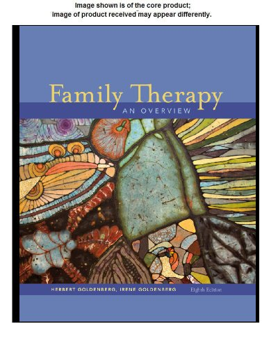 Family Therapy An Overview 8th 2013 edition cover