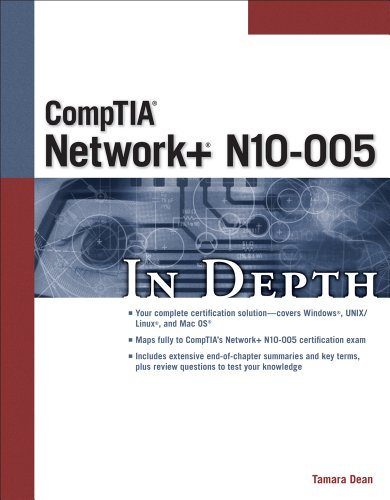 CompTIA Network+ N10-005 in Depth  2nd 2013 edition cover
