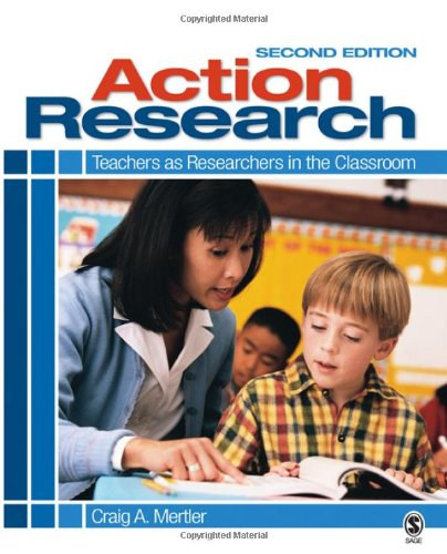Action Research Teachers as Researchers in the Classroom 2nd 2009 edition cover
