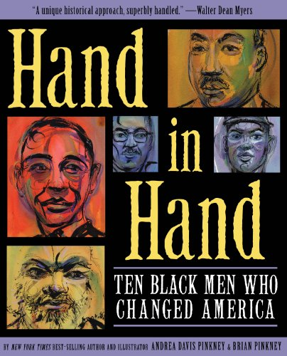 Hand in Hand Ten Black Men Who Changed America N/A edition cover