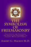 Symbolism of Freemasonry Illustrating and Explaining Its Science and Philosophy, Its Legends, Myths and Symbols N/A 9781493778577 Front Cover