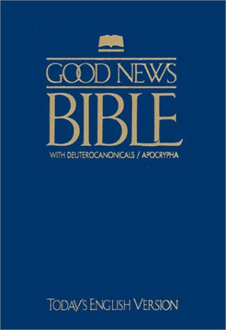 GNT Bible with Deuterocanonical and Apocryphal Books with Imprimatur N/A edition cover