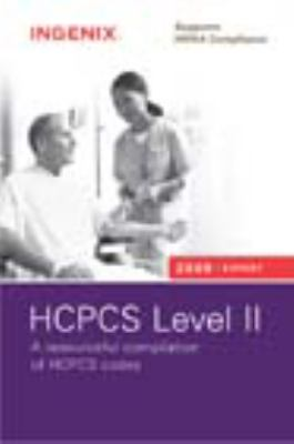 HCPCS Level II Expert 2009 (Compact Edition)   2009 edition cover