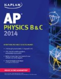 Kaplan AP Physics B and C 2014  N/A edition cover