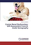 Canine Renal Dysfunction: Gfr Assessment from B-Mode Sonography  0 edition cover