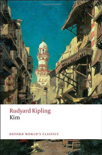 Kim (Oxford World's Classics) N/A edition cover