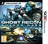 Tom Clancys Ghost Recon Shadow Wars 3D [AT PEGI] Nintendo 3DS artwork