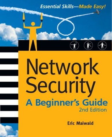 Network Security  2nd 2003 (Revised) 9780072229578 Front Cover