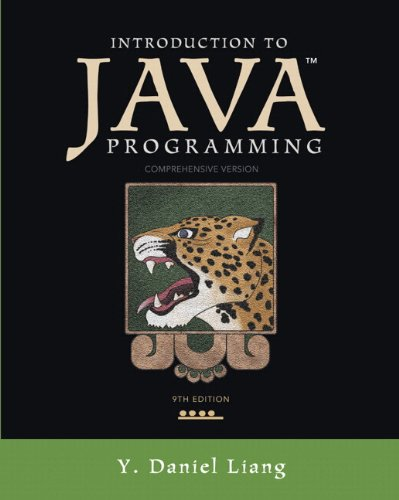 MyProgrammingLab  9th 2013 edition cover