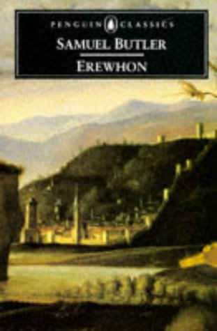 Erewhon   1970 (Revised) edition cover