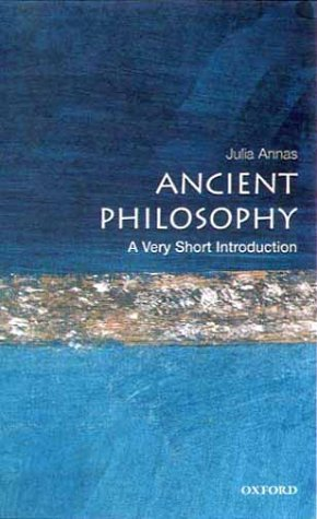 Ancient Philosophy   2000 edition cover