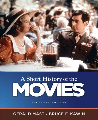 Short History of the Movies  11th 2011 9780205755578 Front Cover